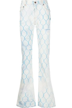 OFF-WHITE Jeans i smal pasform