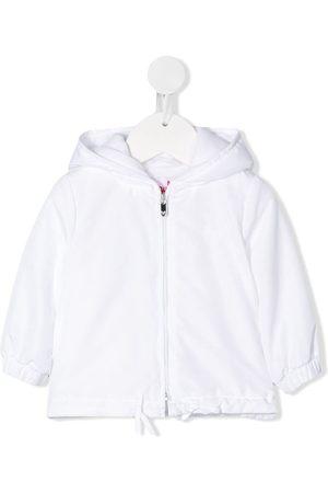 Il gufo Hooded raincoat