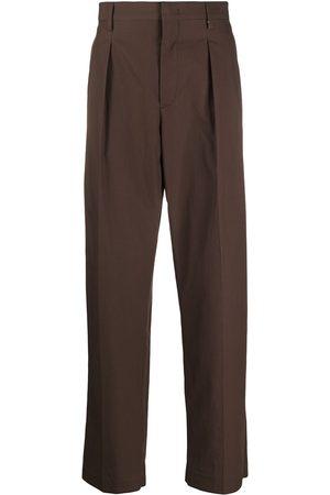VALENTINO Skræddersyede bukser med brede ben
