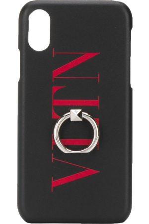 VALENTINO GARAVANI IPhone XS Max cover med VLTNtryk
