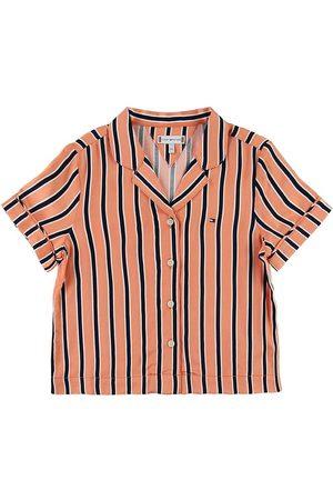 Tommy Hilfiger Langærmede - Skjorte - Resort Stripe - m. Striber