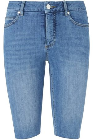 Notes Du Nord Ohio Demin Shorts