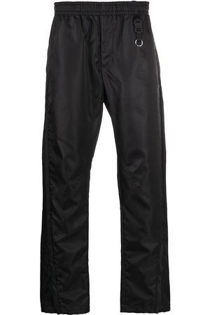 1017 ALYX 9SM Shiny-effect track trousers