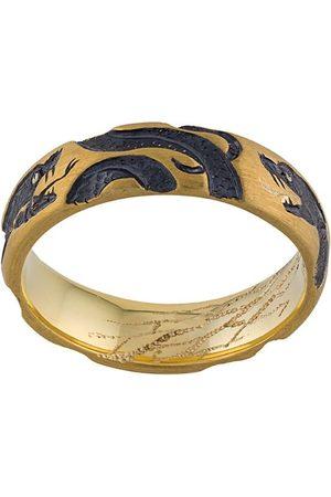 Castro Smith Serpents ring med indgravering