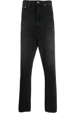 DOUBLET High-waist trousers