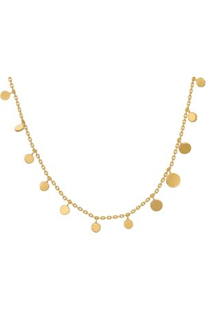 Pernille Corydon Sheen Necklace Adj. 40-48 Cm Accessories Jewellery Necklaces Dainty Necklaces