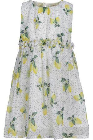 Creamie Piger Kjoler - Dress Lemon 840204