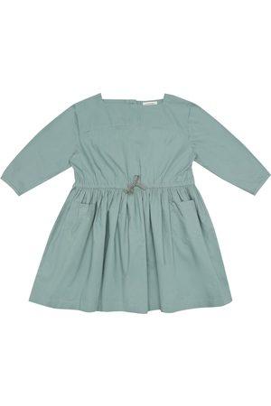 Caramel Knightsbridge cotton dress