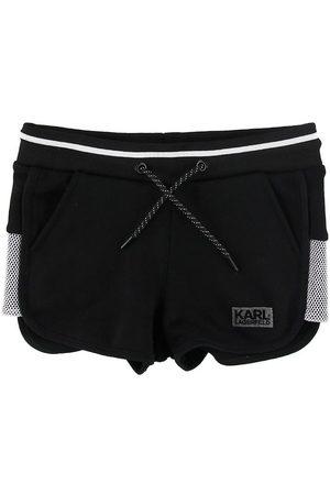Karl Lagerfeld Kids Shorts - Karl Lagerfeld Sweatshorts