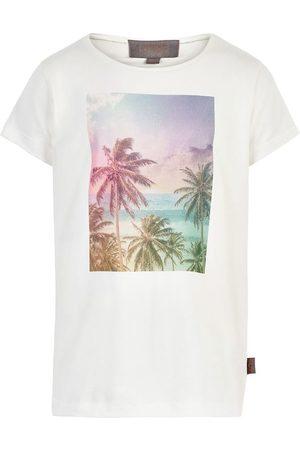 Creamie Kortærmede - T-shirt - Cloud m. Billede