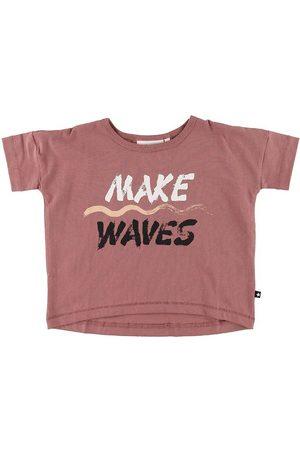 Molo Kortærmede - T-shirt - Raessa - Make Waves