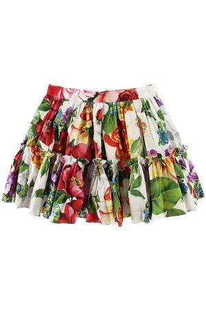 Dolce & Gabbana Nederdele - Nederdel - Blooming - m. Blomster