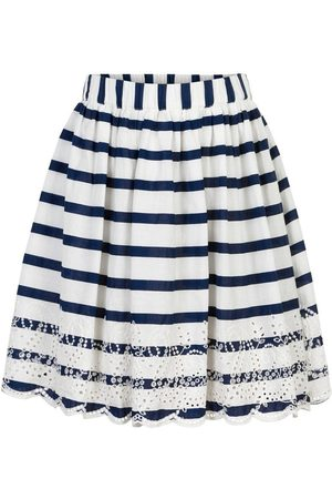 Creamie Skirt Stripes