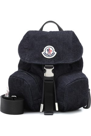 Moncler Dauphine Mini denim backpack