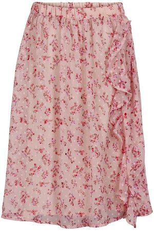 Creamie Skirt Rose Dobby