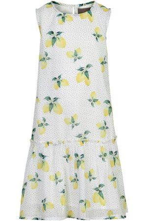 Creamie Dress Lemon Chiffon