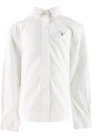 GANT Langærmede - Skjorte - Poplin
