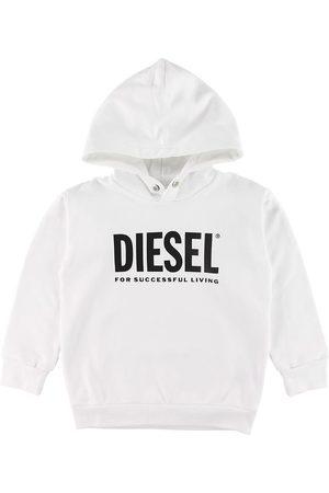 Diesel Sweatshirts - Hættetrøje - Sdivision - Hvis m. Logo