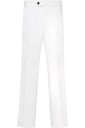Prada Cropped jeans med lige ben