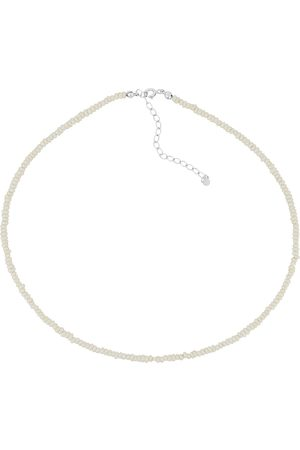 Pernille Corydon Baroque Pearl Necklace Adj. 38-44 Cm Accessories Jewellery Necklaces Dainty Necklaces