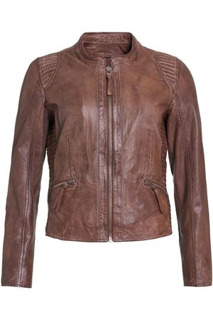 Saki Kvinder Skindjakker - Frida jacket