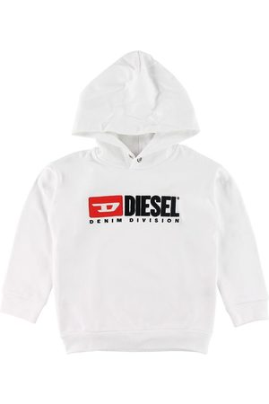 Diesel Sweatshirts - Hættetrøje - Sdivision - m. Logo