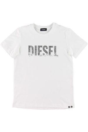 Diesel Kortærmede - T-shirt - Tsilywh - m. Logo