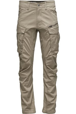 G-star RAW Mænd Habitbukser - Rovic Zip 3d Tapered Casual Bukser Beige