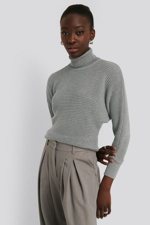 Folded Knitted Sweater