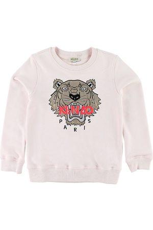 Kenzo Sweatshirts - Sweatshirt - Tiger - Rosa m. Tiger
