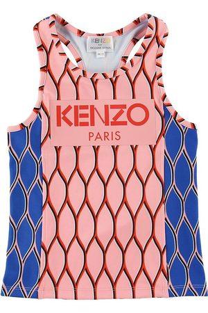 Kenzo Bluser - Badebluse - UV50+ - Blossom m. Mønster