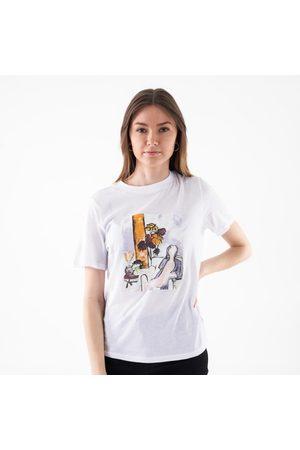 NA-KD Woman watercolor tee