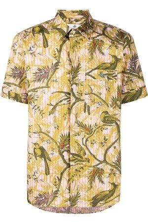 Vivienne Westwood Bomuldsskjorte med Paradise-tryk