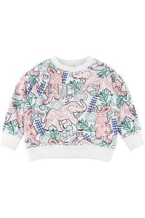 Kenzo Sweatshirts - Sweatshirt - Jahna - Optic White Disco Jungle