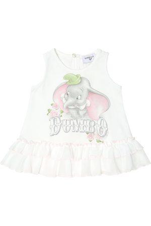 MONNALISA Toppe - Baby x Disney® stretch-cotton top