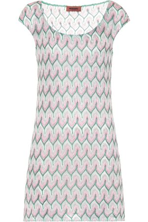 Missoni Stretch-silk knit minidress