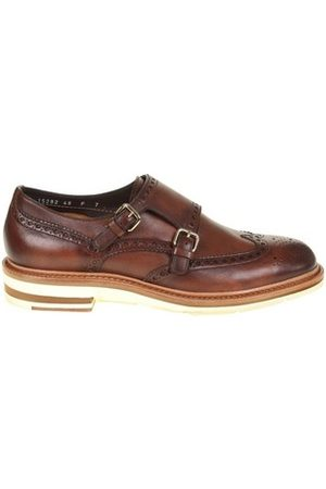 santoni Shoe double buckle
