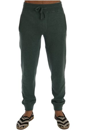 Dolce & Gabbana Cashmere Training Pants