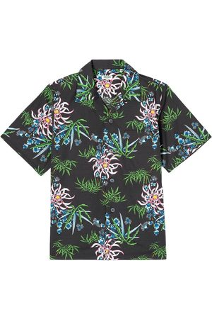 Kenzo Flower Casual Shirt