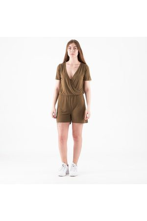 Pieces Pcceau ss wrap playsuit