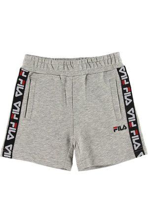 Fila Shorts - Shorts - Tappen - Gråmeleret