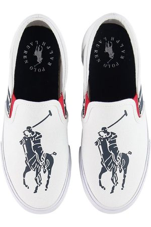 Ralph Lauren Poloer - Polo Sko - Macen - /Navy m. Logo