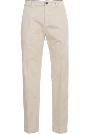DEPARTMENT FIVE Mænd Slim bukser - PRINCE POPELINE PANTS