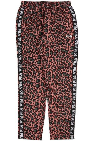 Fila Trackpants - Leopard