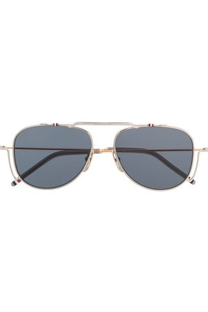 Thom Browne TBS917 aviator-solbriller