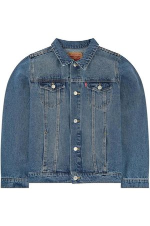 Levi's JEANS JACKET WITH METAL POCKETS AND BUTTONS