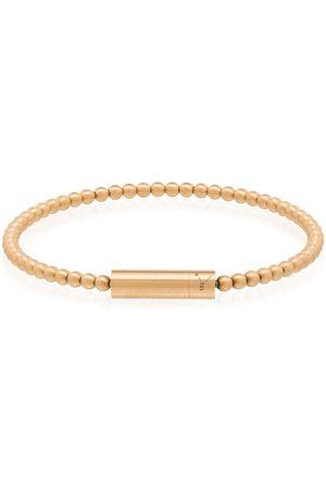Le Gramme Mænd Armbånd - Perle-armbånd i 18 karat guld