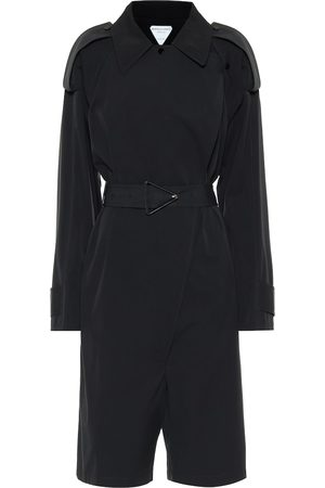 Bottega Veneta Cotton-blend playsuit