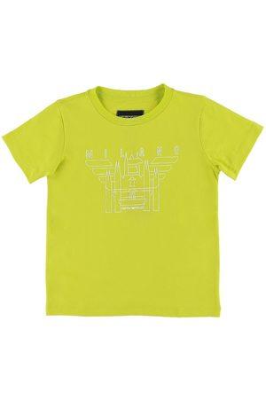 Emporio Armani Kortærmede - T-shirt - m. Print