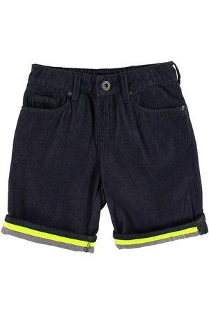 Emporio Armani Shorts - Shorts - Mørk Denim